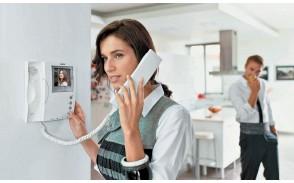 Установка видеодомофона в квартире
